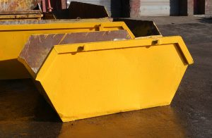 Yellow Skip at Chorley Skip Hire