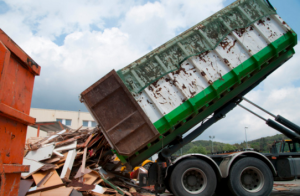Waste Tipping at Chorley Skip Hire