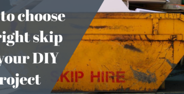 How to choose the right skip for your DIY project