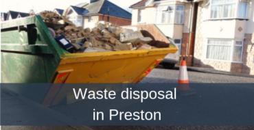 Waste disposal in Preston