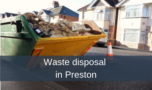 Waste disposal in Preston
