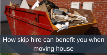 How skip hire can benefit you when moving house