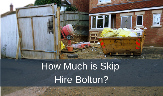How Much is Skip Hire Bolton?